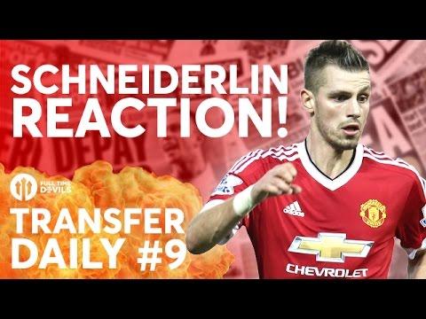 Luke Shaw BS! Schneiderlin, Januzaj, Baldé | Manchester United Transfer News | TRANSFER DAILY #9