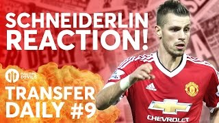 Luke Shaw BS! Schneiderlin, Januzaj, Baldé   Manchester United Transfer News   TRANSFER DAILY #9