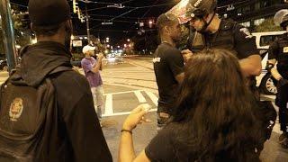 Charlotte North Carolina Riots - Peacekeeping Efforts - Motivational Video thumbnail