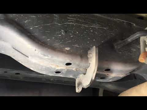 Front and Rear Jack Location for 2007 Honda Odyssey