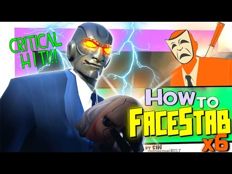 TF2: How to Facestab #6 [Epic Win]
