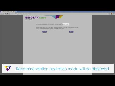 How to Install NETGEAR Nighthawk WiFi Routers with Verizon Fios and