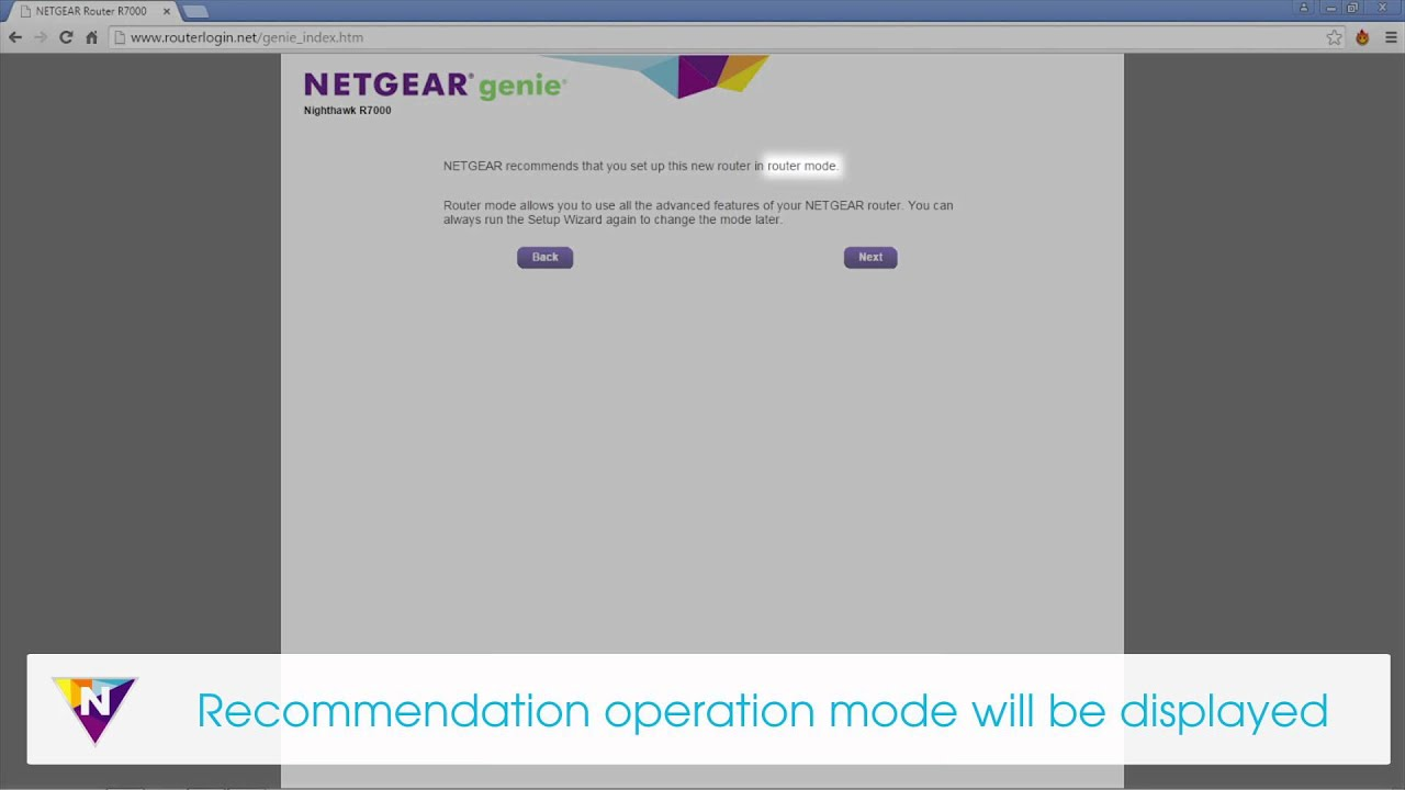 how to install netgear nighthawk wifi routers with verizon fios and at t uverse [ 1280 x 720 Pixel ]