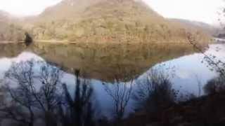 Fforest Fields Caravan & Camping Park in Mid Wales | November
