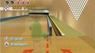 Wii Sports Bowling Bomb
