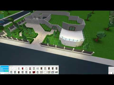Robloxbloxburg 10000 House New Tutorial - Robloxbloxburg Mansion Build 100k Doovi