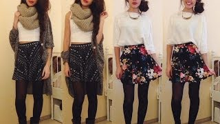 Christmas Makeup, Hair, and Outfit Ideas Thumbnail