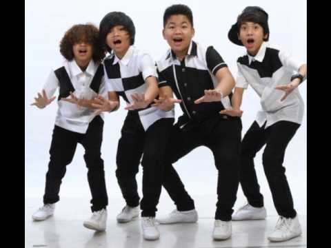 Coboy Junior - Terus Berlari (Audio)