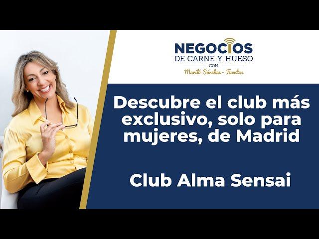 El Club más exclusivo de Madrid abierto para mujeres emprendedoras