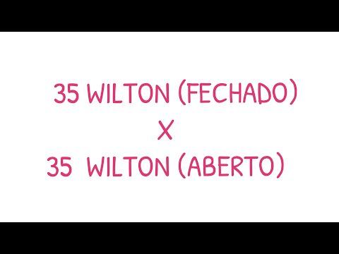 35 WILTON (FECHADO) X 35 Wilton (ABERTO) | DEMONSTRAÇÃO DE BICOS