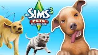 GETTING A PUPPY!! - THE SIMS 3 PETS (Episode 3)