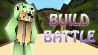 Build Battle | Solar System! | w/ lolalove33