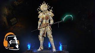 Diablo 3 лучшие билды для некроманта Инарий