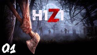 Ich werde besser! | H1Z1: King of the Kill | 01