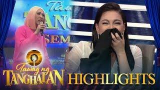Tawag ng Tanghalan: TNT Hurado K Brosas laughs at Vice