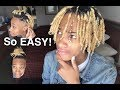 EASY dreadlock hairstyles!! | PART 2 | [All length hair]