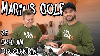 Die Elektrik von Marius Golf - es kommt fast alles neu! | Philipp Kaess |