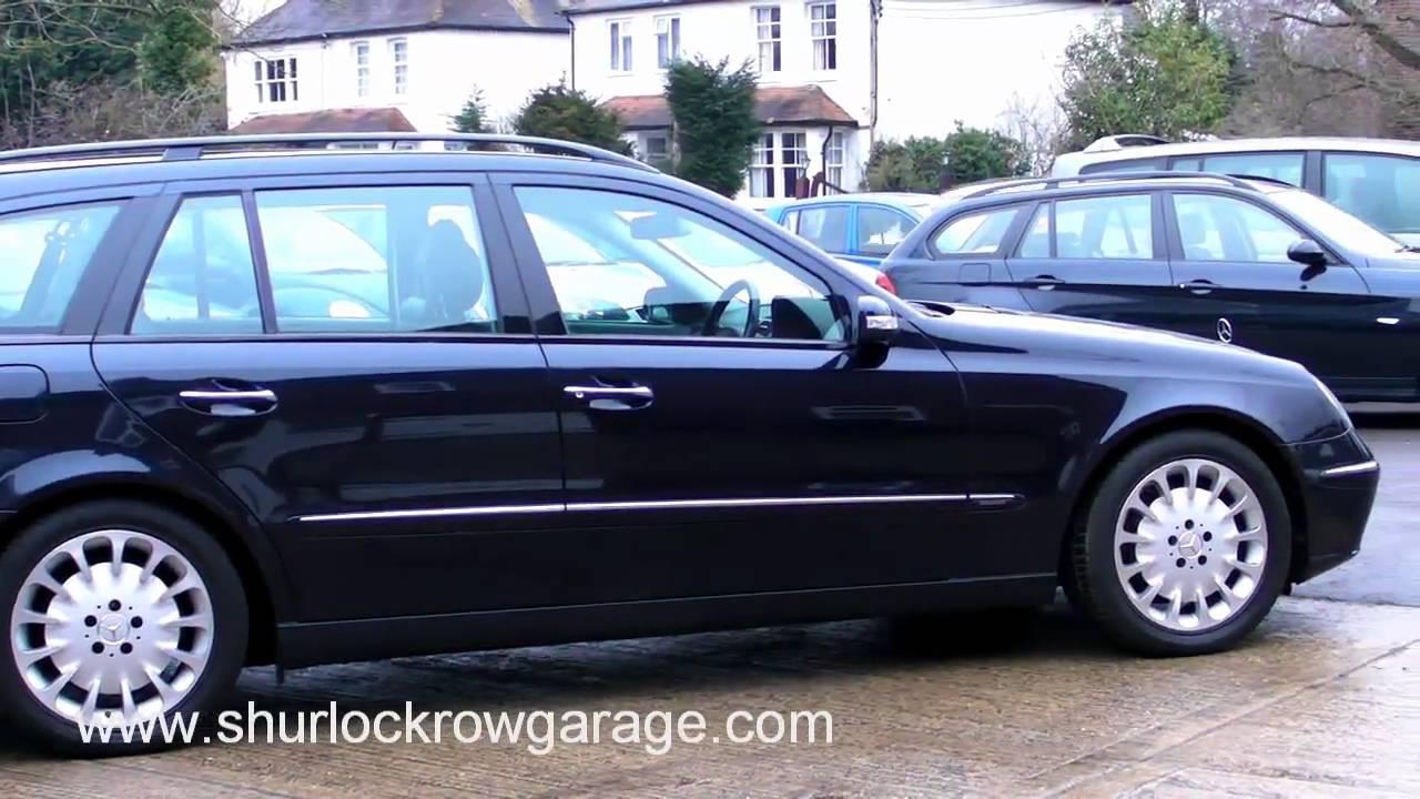 Mercedes benz e320 cdi elegance automatic diesel estate 7 for 7 seater mercedes benz