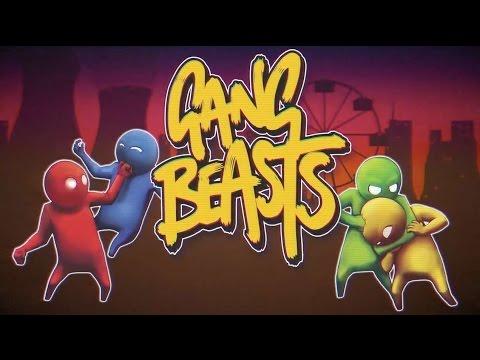 GANG BEASTS GRÁTIS - BAIXAR E INSTALAR PC 2016