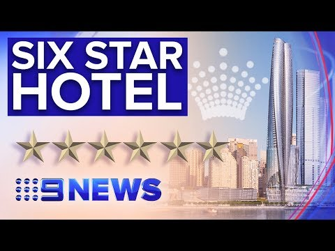 Inside Crown's landmark $2bn Sydney tower | Nine News Australia