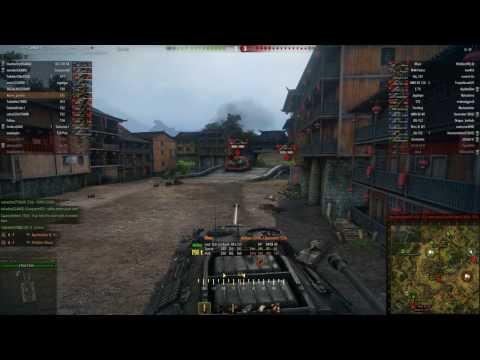 World of Tanks Commentary: T95-- Mobile Bunker