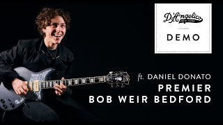 Daniel Donato Breaks Down the Premier Bob Weir Bedford | D'Angelico Guitars