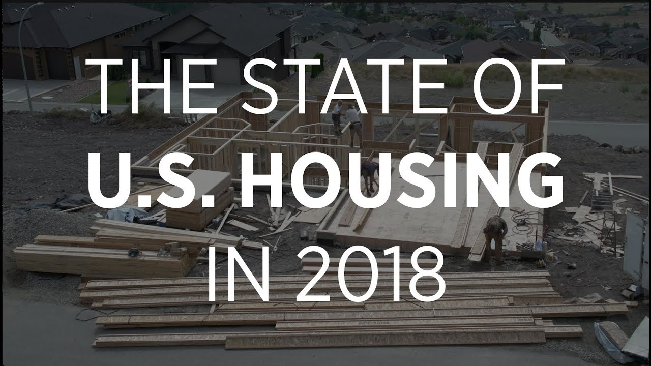 The State of the Nation's Housing 2018 | Joint Center for