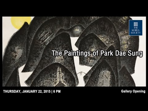 The Paintings of Park Dae Sung