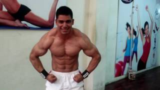 Gourav Dadwal bodybuilder
