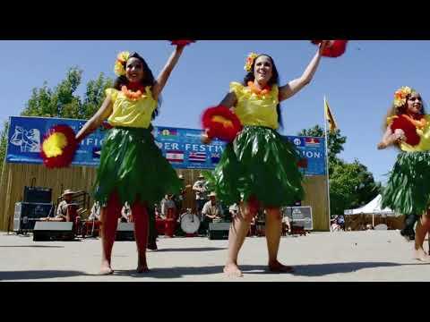 Pride of Polynesia at Pacific Islander Festival, San Diego, 2017