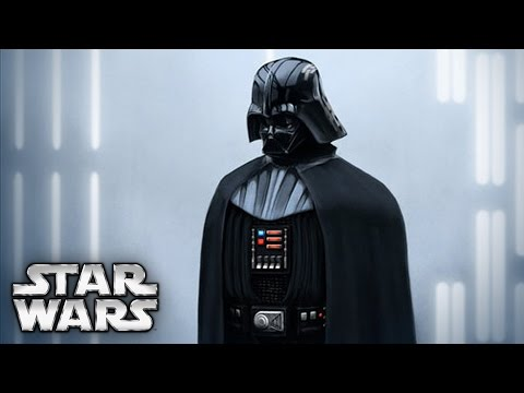Why Darth Vader Wears a Cape - Star Wars Revealed and Explained