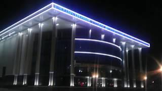 ANIL Elevator - Russia Chechnya Grozny Theater Building