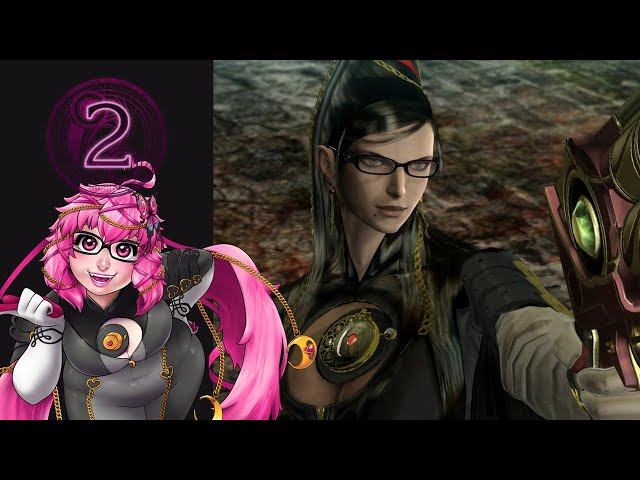 Part 2 ⭐ Bayonetta