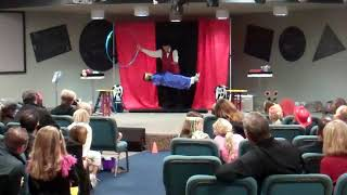 Magic Show Levitation!