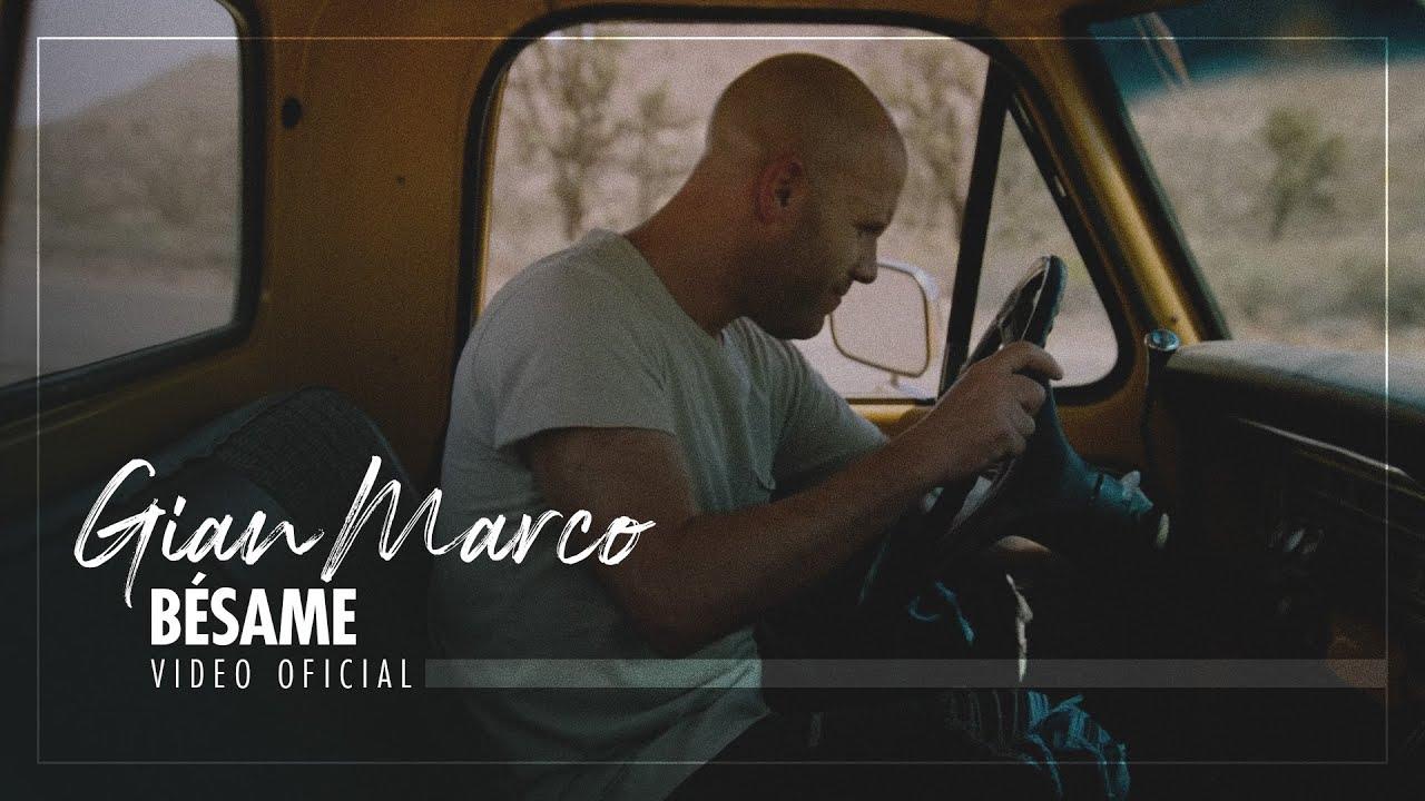 GianMarco - BÉSAME (Video Oficial)/Album INTUICIÓN