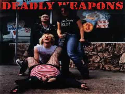 deadly weapons - you're so selfish 7''