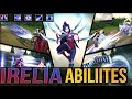 IRELIA ABILITIES Spotlight Gameplay Rework - League of Legends