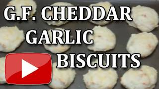 Gluten Free Red Lobster Cheddar Garlic Biscuits