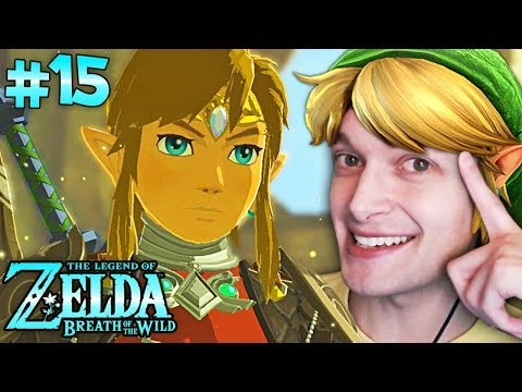 DEFEATING VAH RUTA (The Elephant in the Room) - The Legend of Zelda: Breath of the Wild - PART 15