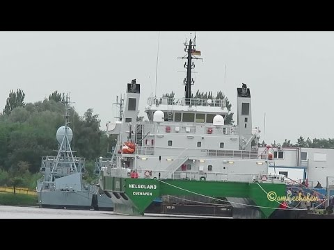 patrol Küstenwache law enforcement Zollkreuzer HELGOLAND DBHA IMO 9500364 Emden