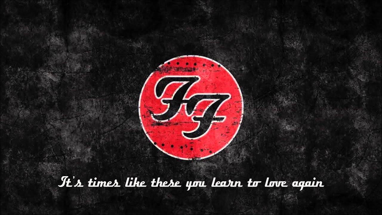 Times Like These - The Foo Fighters with lyrics - YouTube