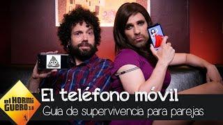 Juan y Damiana vuelven con el uso del teléfono móvil - El Hormiguero 3.0