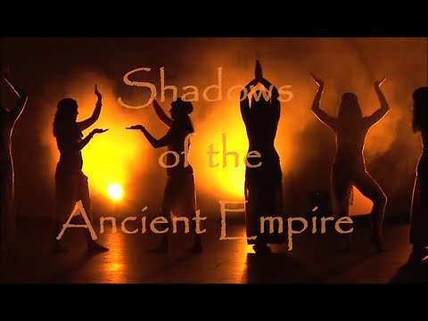 SRDC (RDC) perform 'SHADOWS OF THE ANCIENT EMPIRE'  Egyptian Belly Dance with an Ancient Air