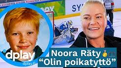 Kaj Kunnas Exclusive | Maalivahti Noora Räty: päämäärätietoisuus teki ammattilaisen | Dplay.fi