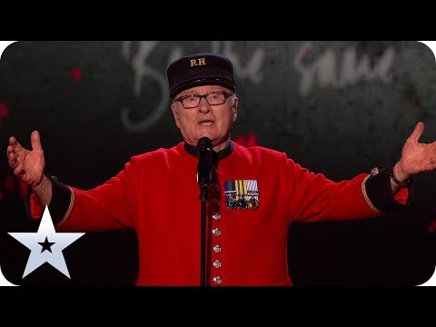Colin Thackery melts our heart with 'Love Changes Everything' | The Final | BGT 2019