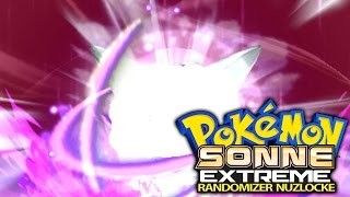 OH SHIT! DIESES MEGA-POKÉMON! 😱 Pokémon Sonne Extreme Randomizer Nuzlocke #10