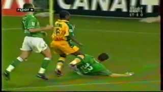FC Nantes - St Etienne 2000-2001 partie 2