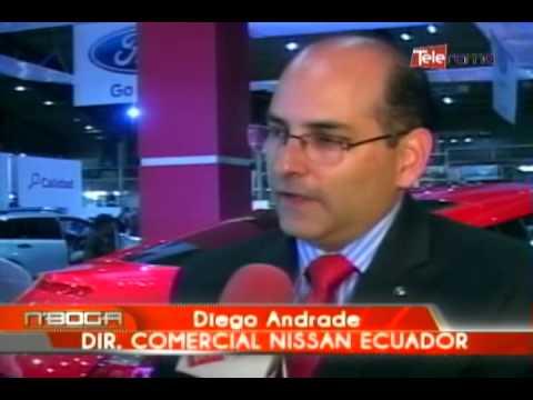Feria Anual Automundo CEMEXPO Quito