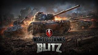 WoT Blitz - Ночная жара на ПТ-САУ - World of Tanks Blitz (WoTB)