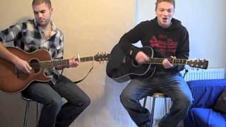 No Diggity (acoustic Blackstreet cover ft. Mark Vallance) + chords & lyrics